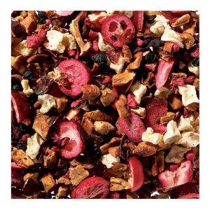 Infusión de frutas vainilla y cerezas BIO Miltés a granel