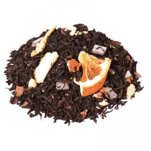 Té negro naranja y chocolate a granel