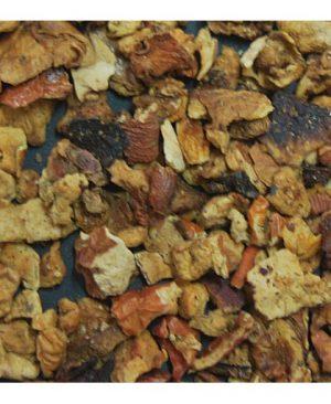 Té de manzana turca natural a granel