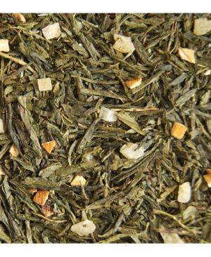 Té verde diurético natural a granel