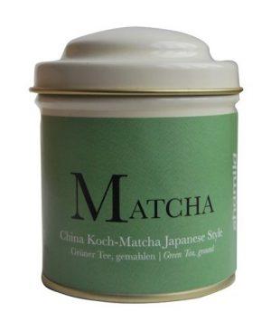 Té verde Matcha japonés orgánico