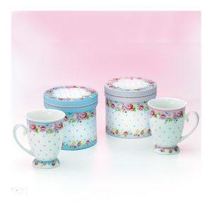 Taza Florencia porcelana