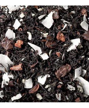 Té negro coco y chocolate miltes a granel