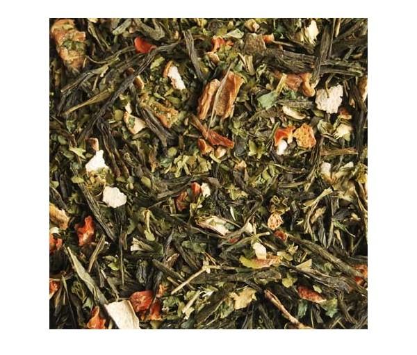 Té verde veggie tea bio a granel