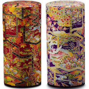 lata templos japoneses de seda