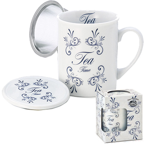 Taza Tea Time